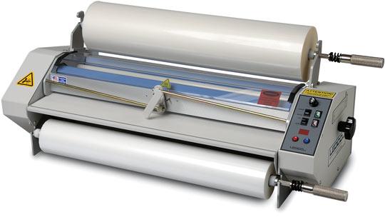 Roll Laminators Ledco Professor 27 Quot Hot Roll Laminator